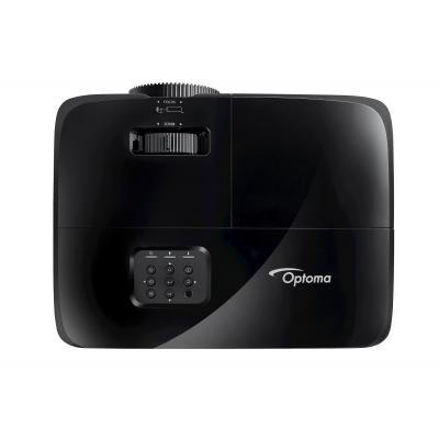 Optoma HD28e - DLP-Projektor - tragbar - 3D - 3800 lm - Full HD (1920 x 1080)