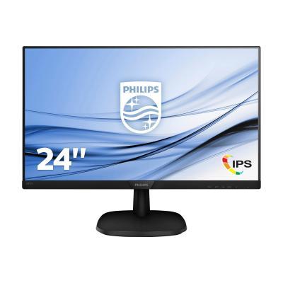 """Philips Monitor V-line 243V7QDSB 24"""" (243V7QDSB/00)"""