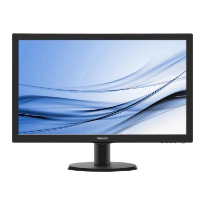 """Philips Monitor V-line Vline 223V5LSB LED-Monitor LEDMonitor 21,5"""" (223V5LSB 00)"""