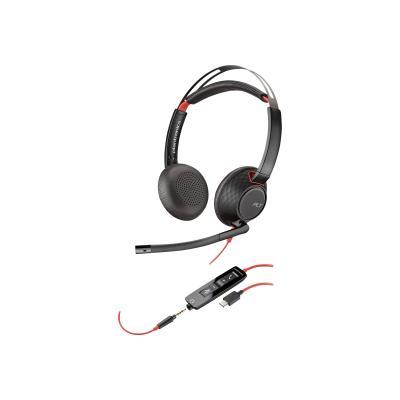 Plantronics Headset Blackwire 5220 (207576-01)