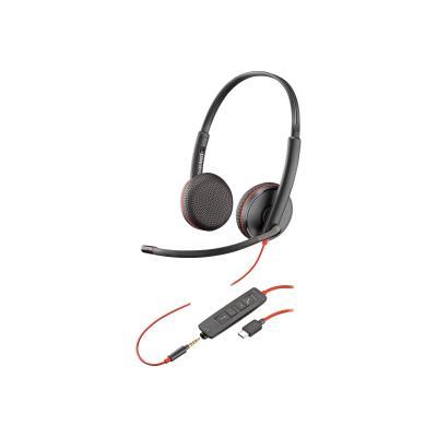Plantronics Headset Blackwire C3225 (209747-201)