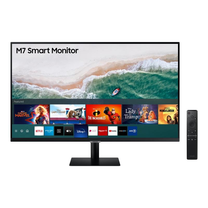 "Samsung Monitor S32AM704UR Smart Monitor M7 32"" (LS32AM704URXEN)"