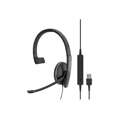 Sennheiser Headset Adapt SC 135 USB + 3,5 (508316)