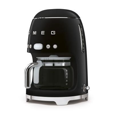 SMEG Coffeemachine DCF02BLEU black (DCF02BLEU)
