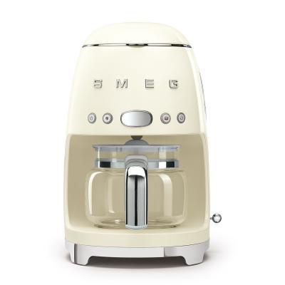 SMEG Coffeemachine DCF02CREU creme (DCF02CREU)