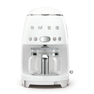 SMEG Coffeemachine DCF02WHEU white (DCF02WHEU)