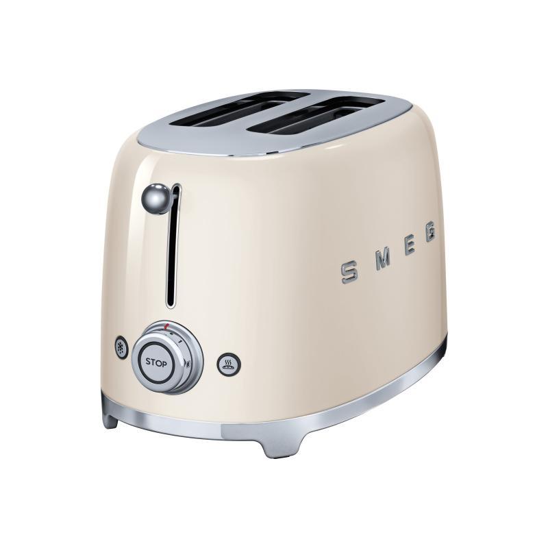 SMEG Toaster TSF01CREU creme (TSF01CREU)