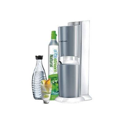 SodaStream Soda Maker Crystal white incl. 1 Glasbottle (1216511490)
