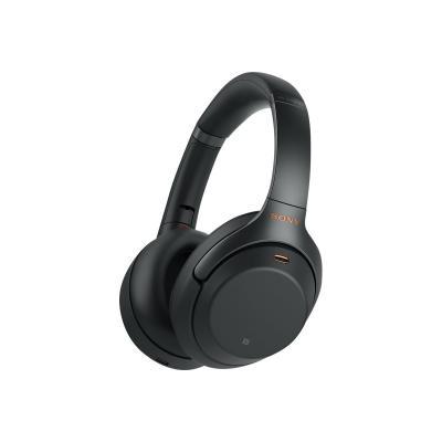 Sony Headset WH-1000XM3 Bluetooth Black (WH1000XM3B.CE7)