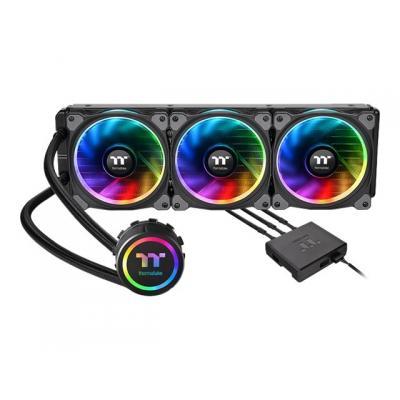 Thermaltake Floe Riing RGB 360 TT Premium Edition - Flüssigkühlsystem für CPU im Waterblock-Design (