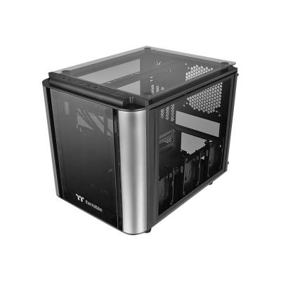 Thermaltake Level 20 VT - Tower - micro ATX - ohne Netzteil (PS/2)