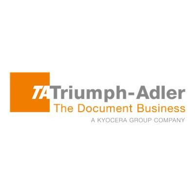 Triumph Adler Copy Kit DDC 2725 Yellow 12k (652510116)