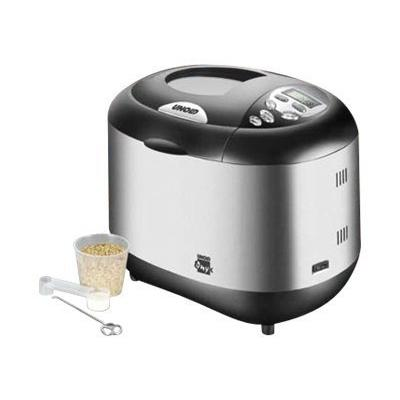 Unold Bread Maker 8695 Backmeister Steal/Black (8695)